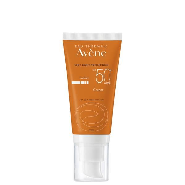 Avène Very High Protection Cream SPF50+ Sun Cream for Sensitive Skin 50ml