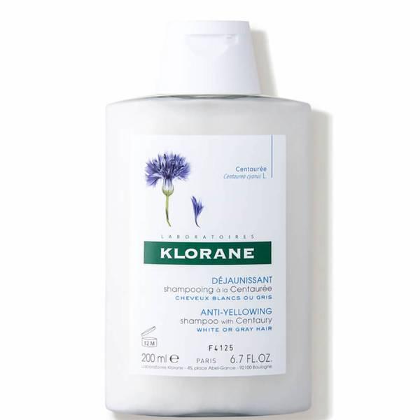 KLORANE Shampoo with Centaury - White/Gray Hair (6.7 fl. oz.)