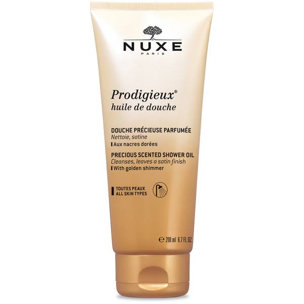 NUXE Prodigieux Scented Shower Oil 200ml