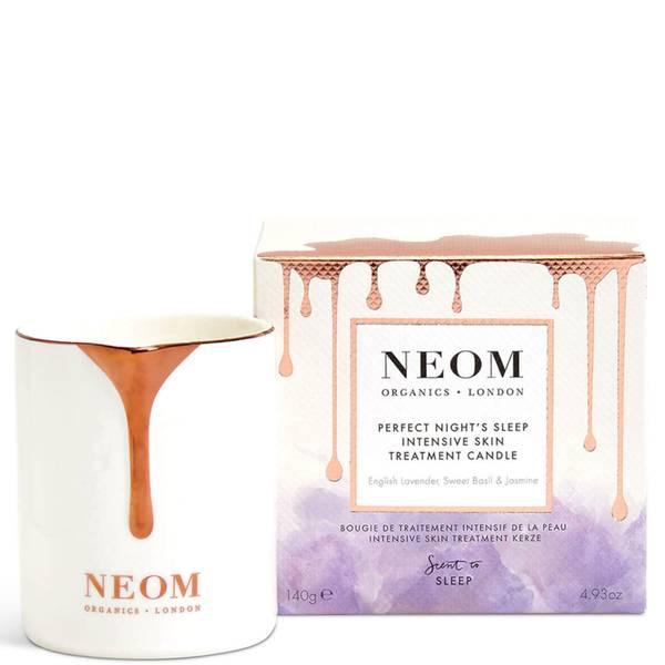 NEOM Organics Tranquillity Intensive Skin Treatment Kerze (140g)
