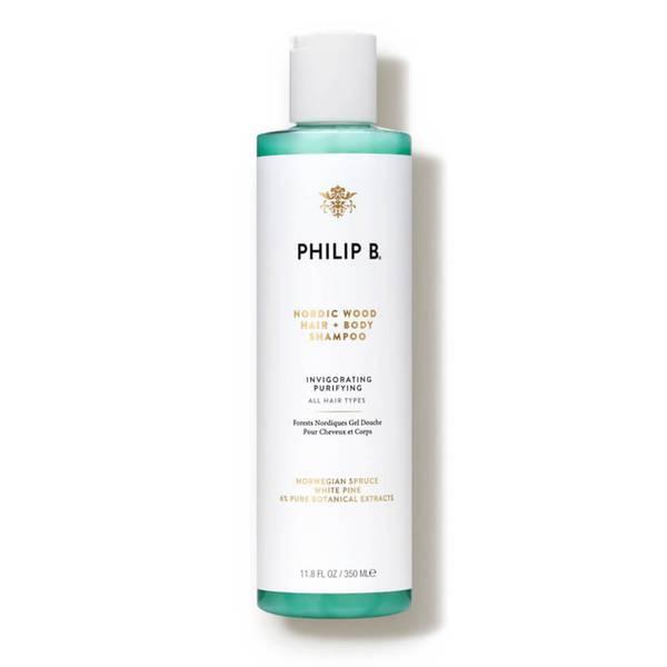 Szampon do włosów i ciała Philip B Nordic Wood (350 ml)