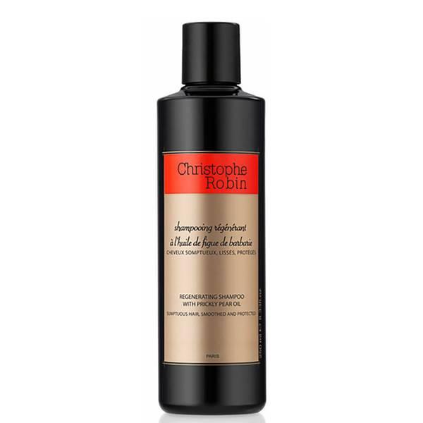 Shampoing régénérant à l'huile de figue de Christophe Robin (250ml)
