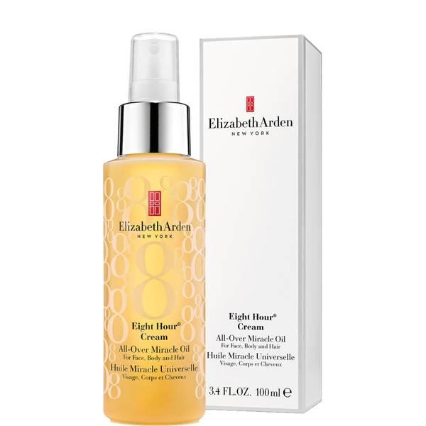 Elizabeth Arden Eight Hour All-Over Miracle Oil olejek do twarzy i ciała (100 ml)