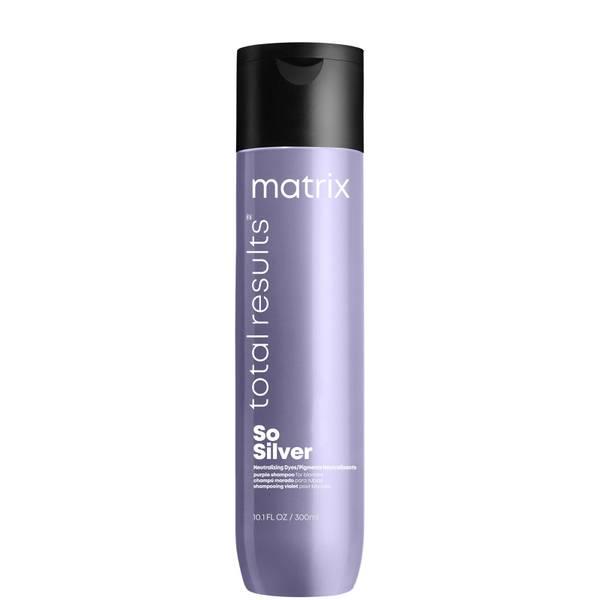 Matrix Total Results So Silver Purple Shampoo 300ml