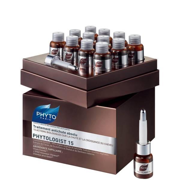 Phyto Phytologist 15 アンチ ヘアロス トリートメント(12x3.5ml)