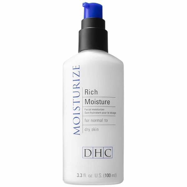 DHC Rich Moisture Face Moisturiser (100ml)