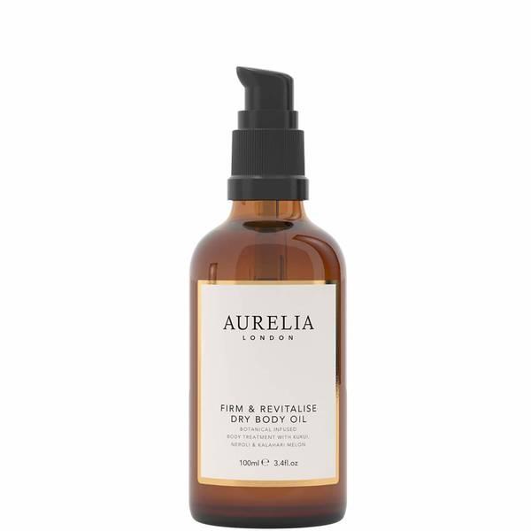 Aurelia London Firm and Revitalise Dry Body Oil 100ml