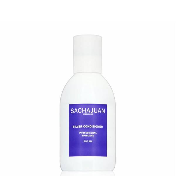 Sachajuan Silver Conditioner -hopeahoitoaine 250ml