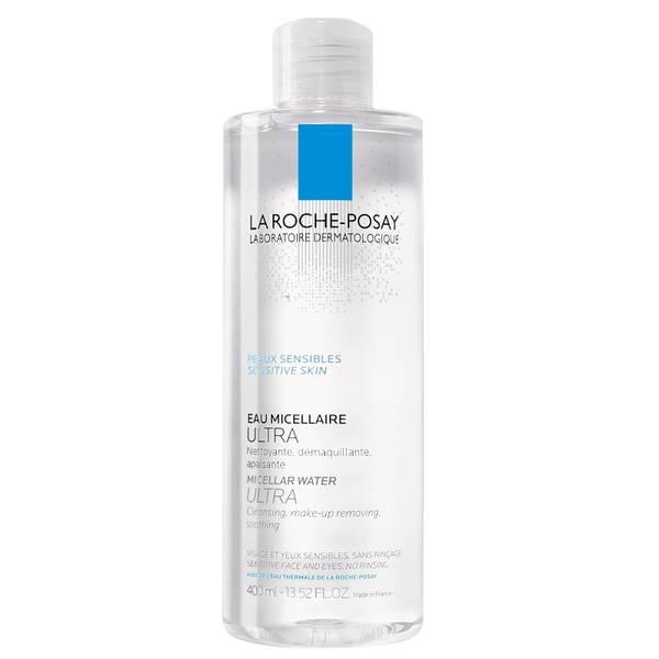 La Roche-Posay Micellar Solution -puhdistusaine (400ml)