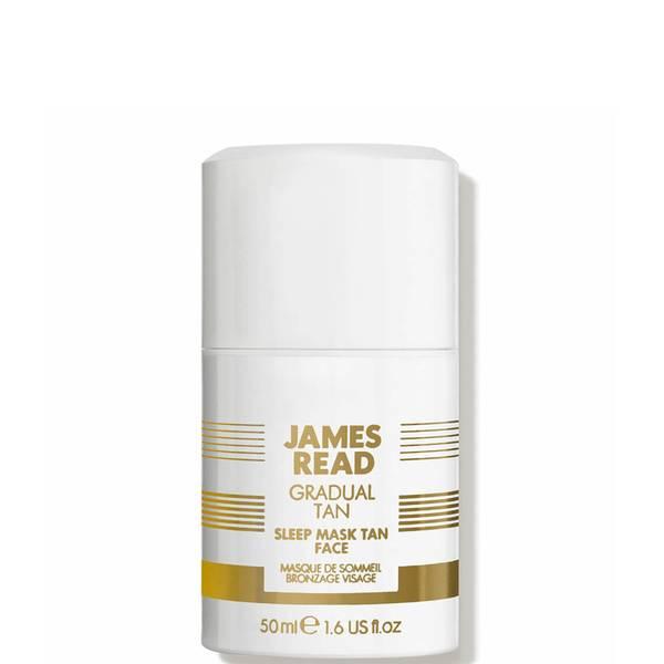 Bronzeador de Rosto Sleep Mask da James Read 50 ml