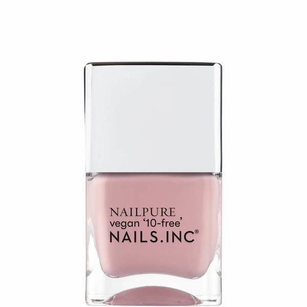nails inc. Nailpure Bond Street Passage Nail Varnish 14ml