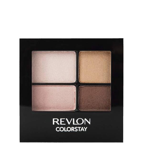 Revlon Colorstay 16 Hour Eyeshadow Quad - Decadent