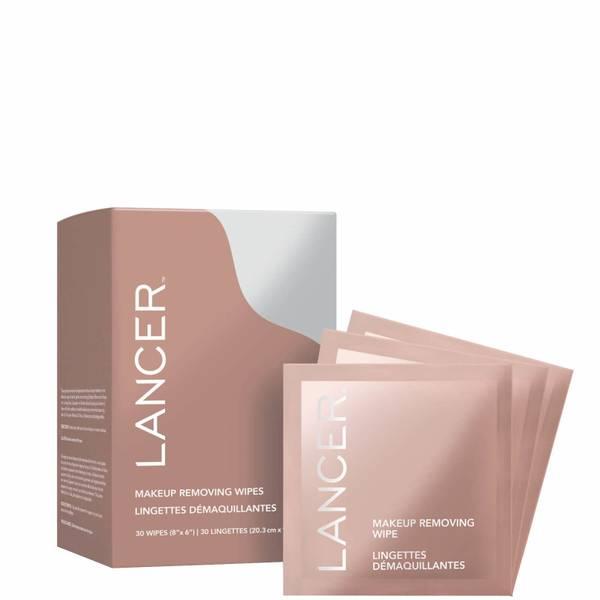 Lancer Skincare Makeup Removing Wipes (30 count)