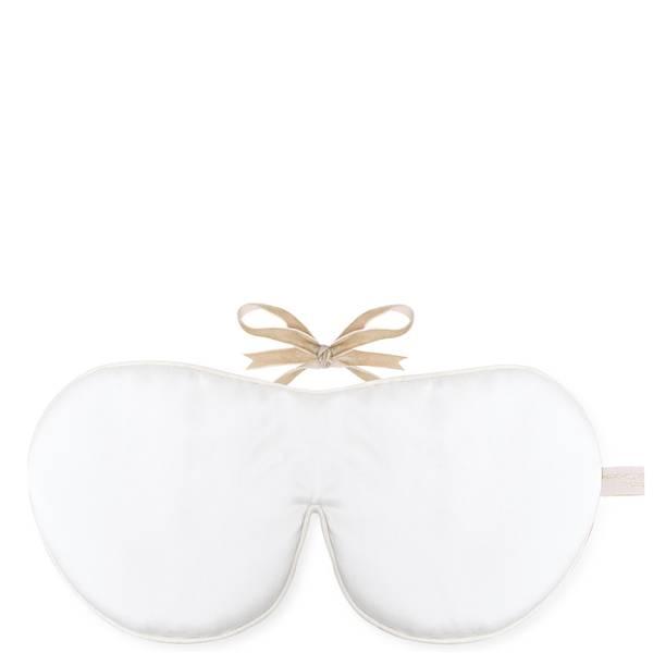 Holistic Silk Anti-Ageing Eye Mask Scented - White