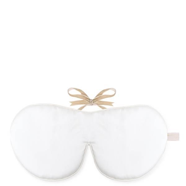 Masqueparfumé anti-âge pour les yeuxHolistic Silk-Blanc