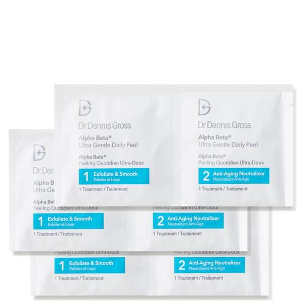 Ультранежное средство для отшелушивания кожи Alpha Beta от Dr Dennis Gross (30 шт)
