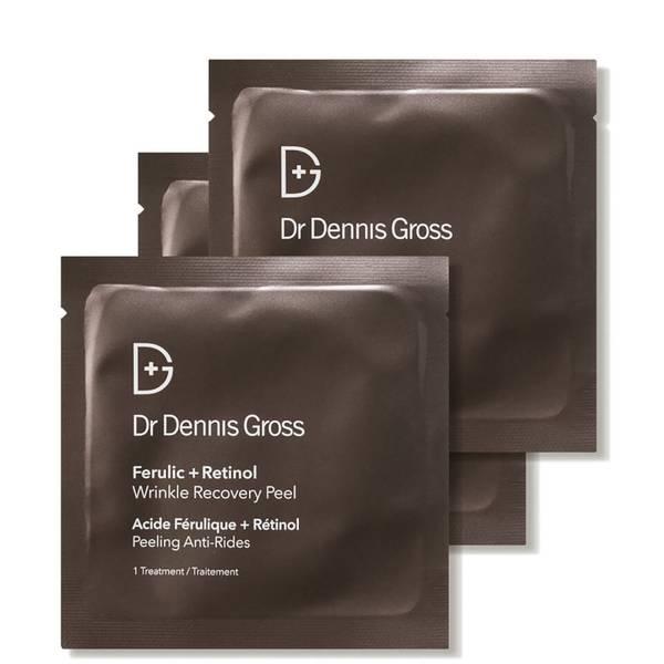 Dr Dennis Gross Ferulic Retinol Wrinkle Recovery Peel (16 count)