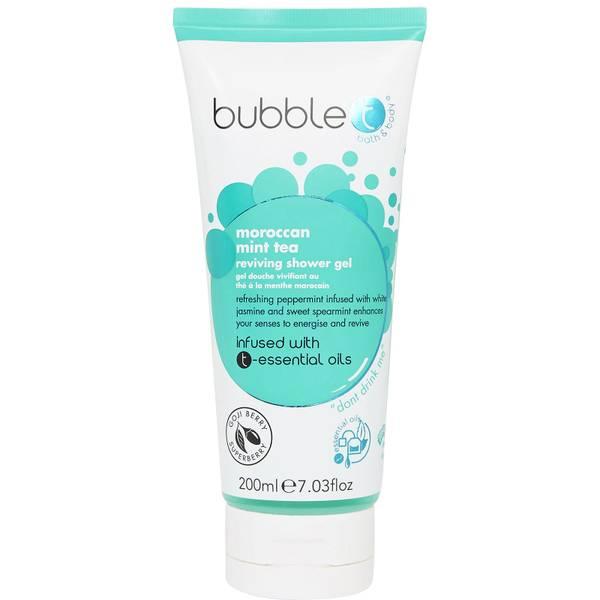 Bubble T Shower Gel - Moroccan Mint Tea 200ml