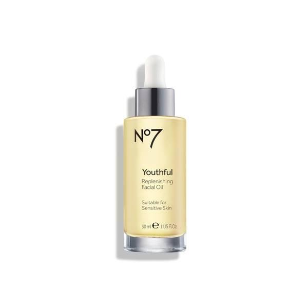 Youthful Replenishing Facial Oil 30ml