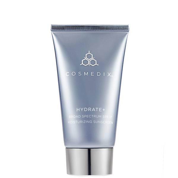 CosMedix Hydrate+ Broad Spectrum SPF 17 Moisturizing Sunscreen