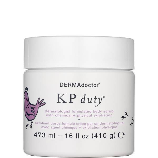 DERMAdoctor KP Double Duty AHA Moisturizing Therapy for Dry Skin Dual Pack