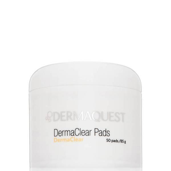 DermaQuest DermaClear Pads (50 piece)