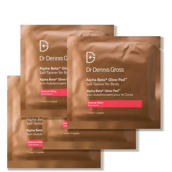 Dr Dennis Gross Alpha Beta Glow Pad For Body (8 count)