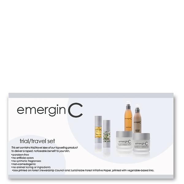 EmerginC Travel/Trial Set