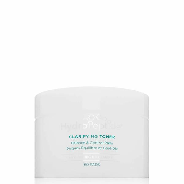 HydroPeptide Clarifying Toner - Balance Control Pads (60 count)