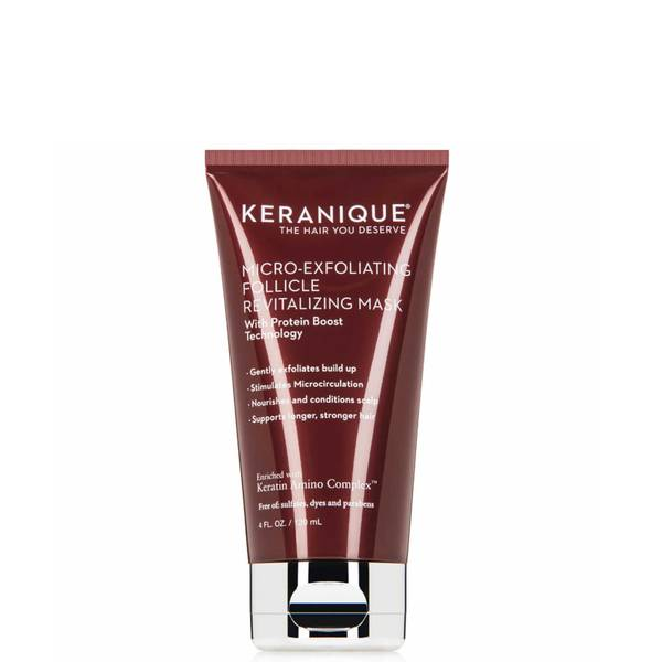 Keranique Micro-Exfoliating Follicle Revitalizing Mask (4 fl. oz.)