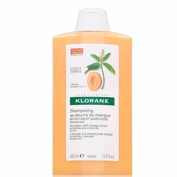 KLORANE Shampoo with Mango Butter - Dry Hair (13.5 fl. oz.)