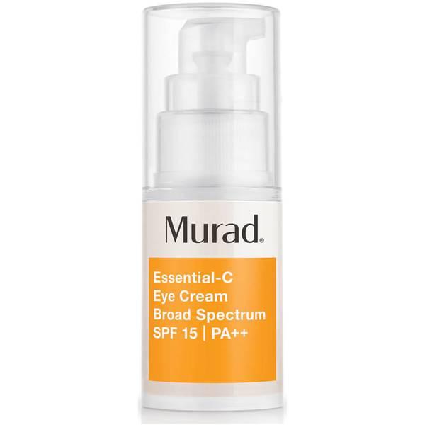 Murad Environmental Shield Essential-C Eye Cream Broad Spectrum SPF 15 (0.5 fl. oz.)