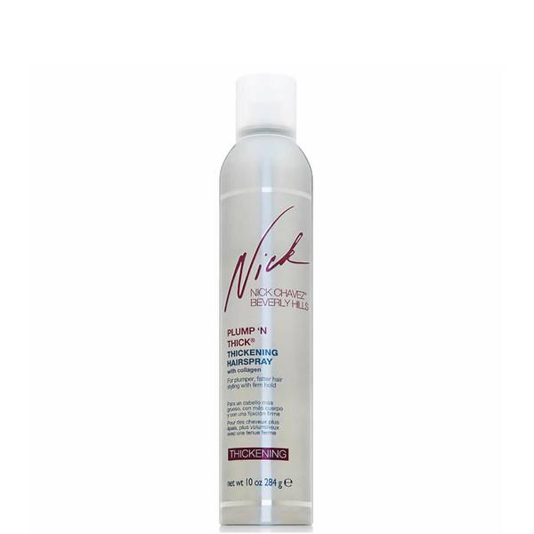 Nick Chavez Beverly Hills Plump 'N Thick Thickening Hairspray (10 oz.)