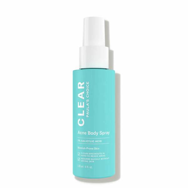 Paula's Choice CLEAR Acne Body Spray (4 fl. oz.)