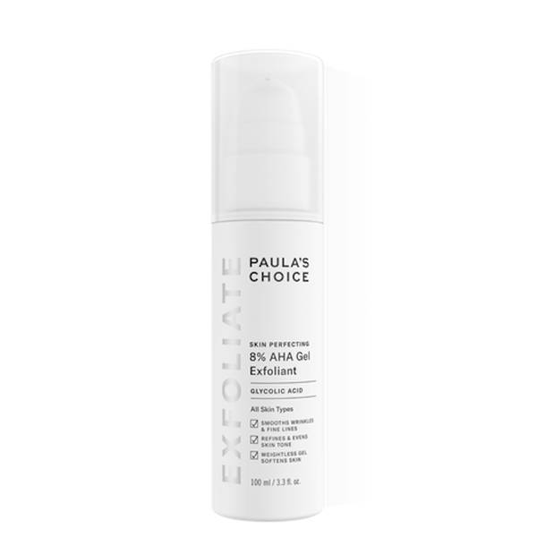 Paula's Choice SKIN PERFECTING 8 AHA Gel Exfoliant (3.3 fl. oz.)
