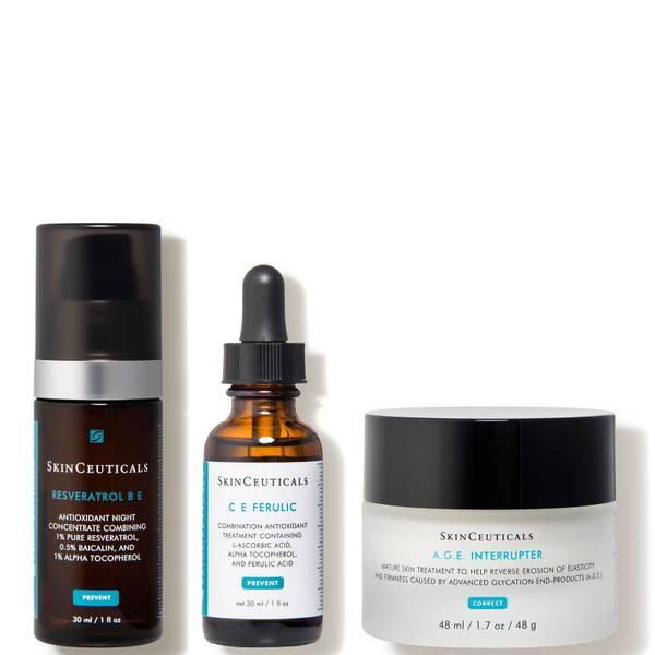 SkinCeuticals Anti-Aging System (3 piece - $481 Value)