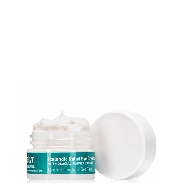 skyn ICELAND Icelandic Relief Eye Cream with Glacial Flower Extract (0.49 oz.)