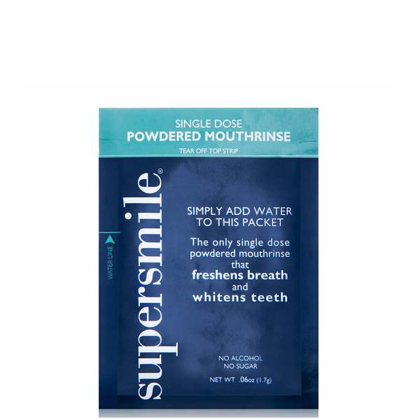 Supersmile Powdered Mouthrinse (24 count)