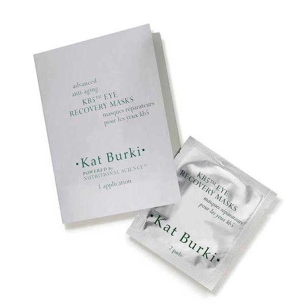 Kat Burki KB5 Eye Recovery Masks (8 count)