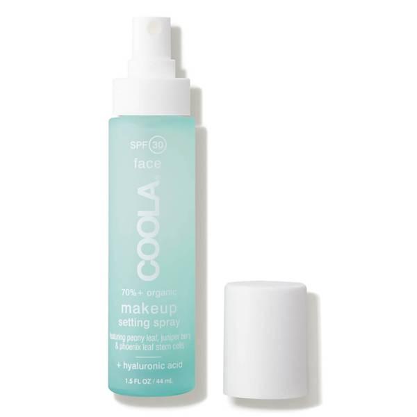 COOLA Organic SPF 30 Makeup Setting Sunscreen Spray (1.5 fl. oz.)