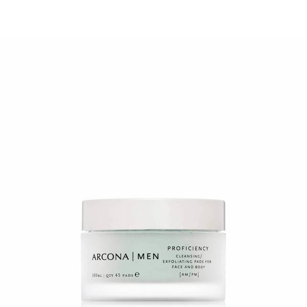 ARCONA Proficiency Cleansing Exfoliating Pads (45 count)