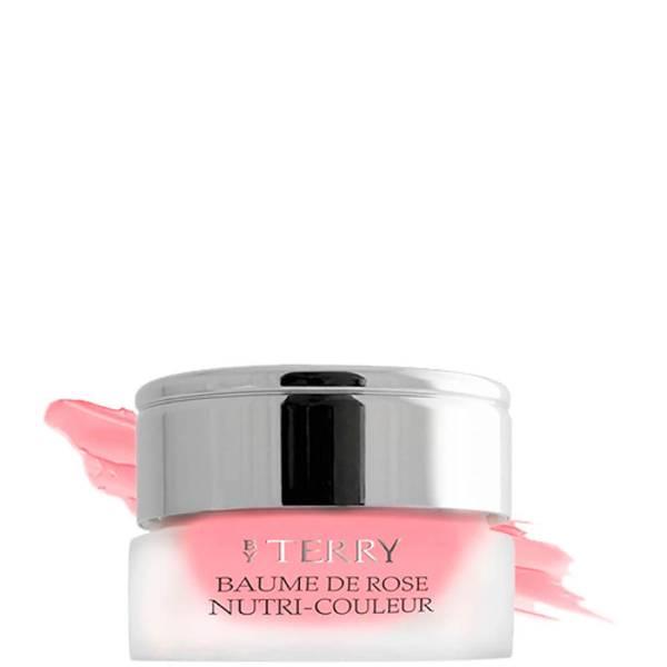 Bálsamo labial Baume De Rose Nutri-Couleur de By Terry - 7 g (varios tonos)