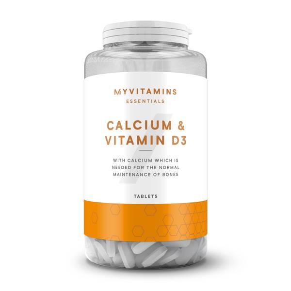 Calcium & Vitamine D3 Tabletten