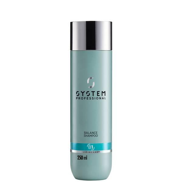 System Professional Balance Shampoo 250 ml