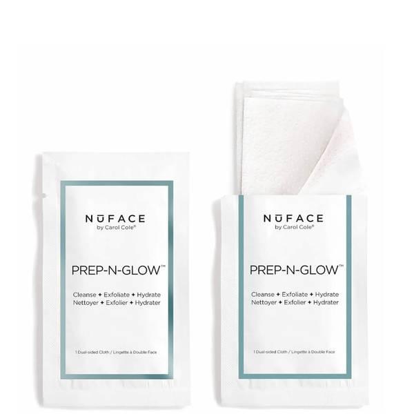 Toalhas Prep-N-Glow da NuFACE