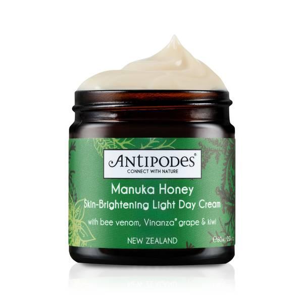 Manuka Honey Skin‐Brightening Light Day Cream 2 fl.oz
