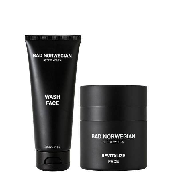 Bad Norwegian Face Set
