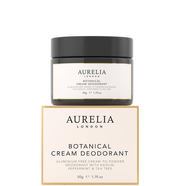 Aurelia London Botanical Cream Deodorant 50g