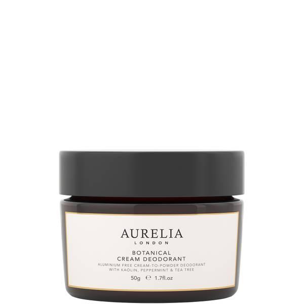 Aurelia London Botanical Cream Deodrant 50g