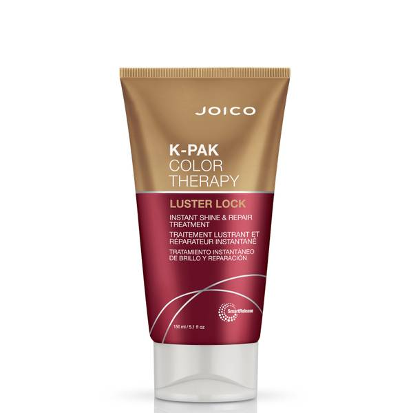 Joico K-Pak Color Therapy Luster Lock Instant Shine and Repair Treatment 140ml